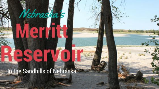 Nebraska's Sandhills - Merritt Reservoir