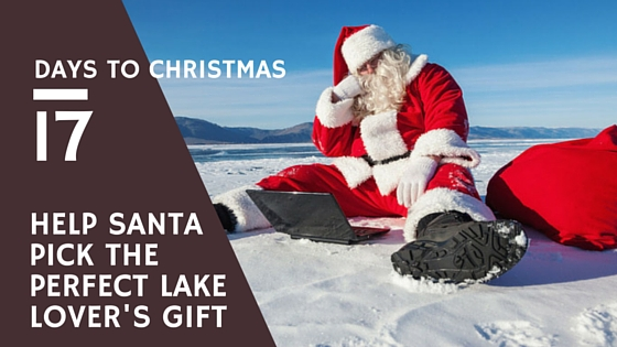 Christmas Gift Ideas for the Lake Lover
