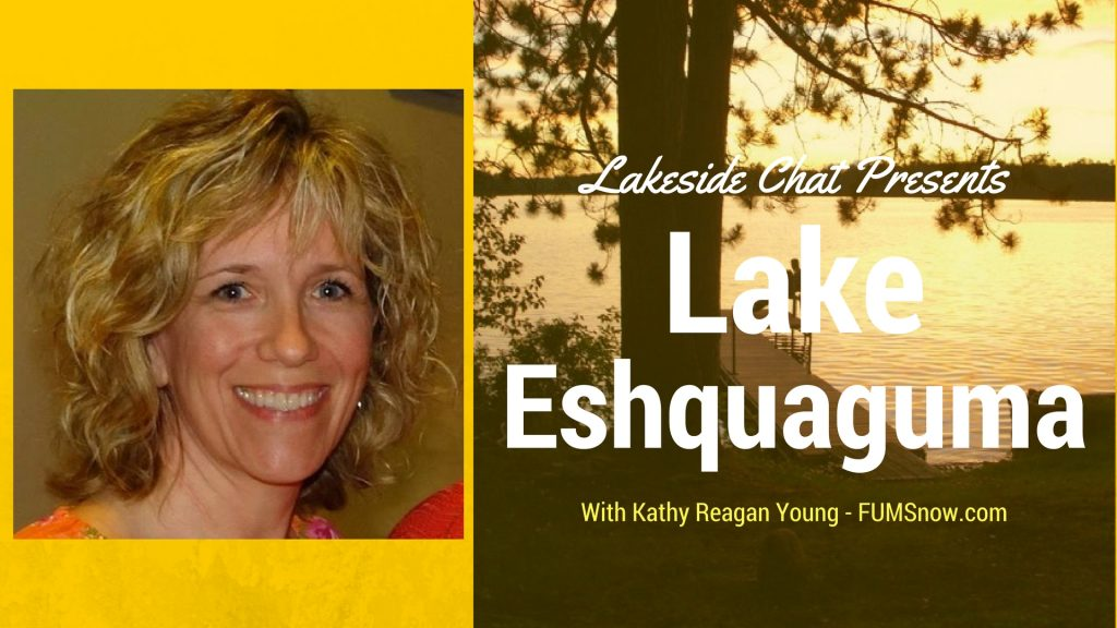 Kathy Reagan Young - Lake Eshquaguma Podcast Episode
