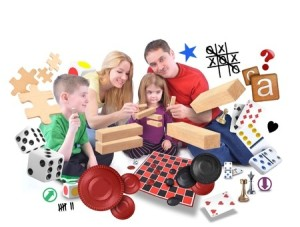 Family Time with Board Games