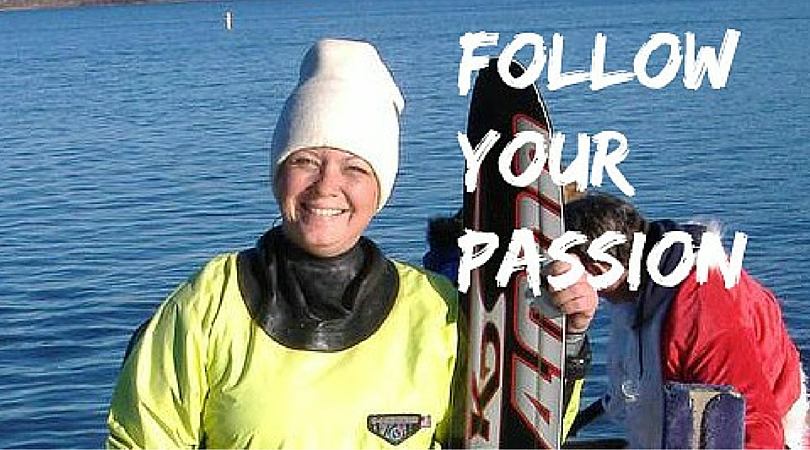 Follow Your Passion - Skiing on New Years Day