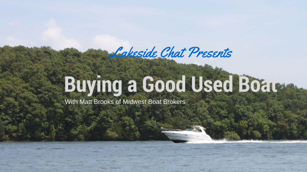 How to Buy a Good Used Boat Podcast